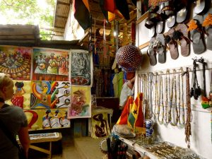 Accra shopping experience