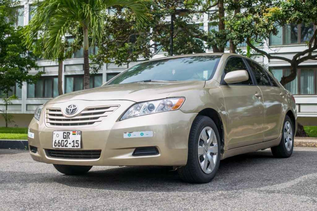 Read more about the article Toyota Camry